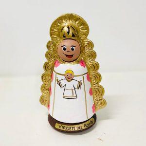 Incensario de Cerámica Virgen del Rocio